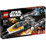 LEGO Y-Wing Starfighter Bausatz (75172) für 35€ (statt 51€)