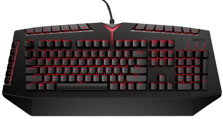 LENOVO Y Gaming Tastatur für 33€ (statt 54€)