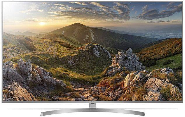 LG 65UK7550LLA   65 Zoll 4K UHD Active HDR Smart TV für 999€ (statt 1.349€)