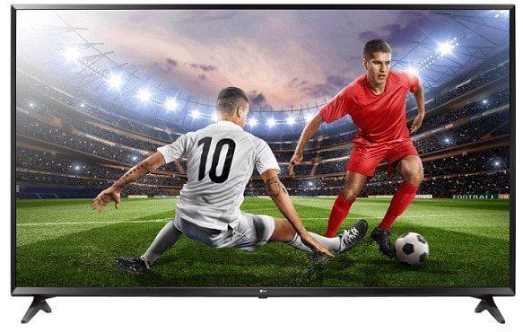 LG 65UK6100PLB   65 Zoll  UHD Fernseher mit Triple Tuner für 599€ (statt 840€)
