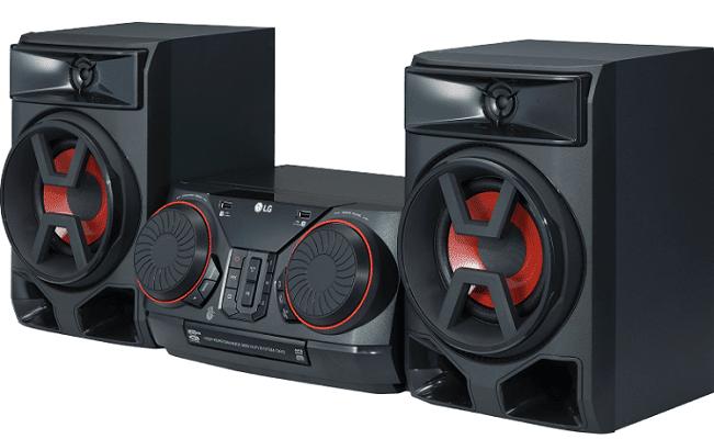 LG CK43 Mini Hifi Soundsystem für 99€ (statt 149€)