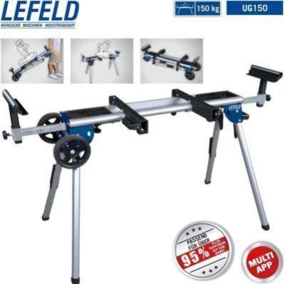 Lefeld UG 150 Maschinenständer ab 80,10€ (statt 99€)
