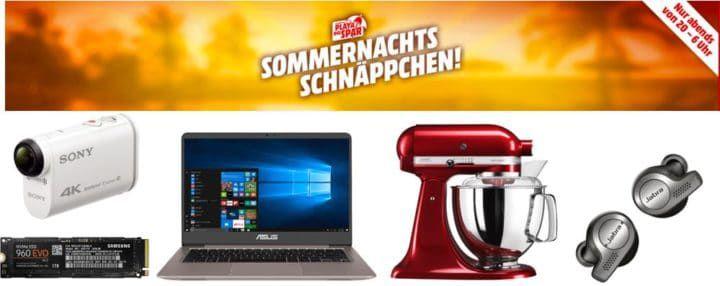 Media Markt Sommernacht Sale bis 6 Uhr: z.B. PKM SBS436 Side by Side Kühlkombie für 499€