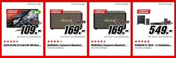 Media Markt Sommernacht Sale bis 6 Uhr: z.B. TELEFUNKEN D55U400 UHD 55 Zoll TV für 399€
