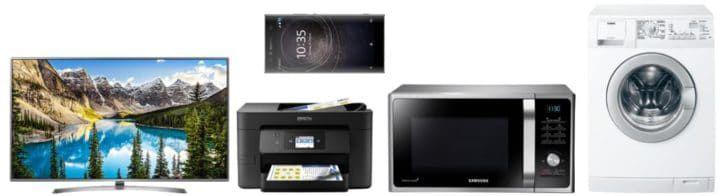 Media Markt Sommernacht Sale bis 6 Uhr: z.B. SAMSUNG MS28F303 Microwelle für 111€