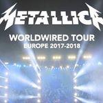 Metallica – WorldWired in Europe 2017-2018 kostenlos herunterladen