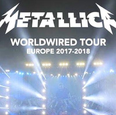 Metallica – WorldWired in Europe 2017 2018 kostenlos herunterladen