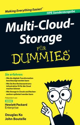 Multi Cloud Storage für Dummies (Ebook) gratis