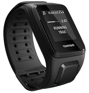 TomTom Spark Musik Fitness Uhr in schwarz für 79,99€ (statt 146€)