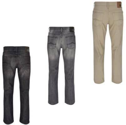 Mustang Oklahoma Jeans in 3 Modellen für je 19,99€