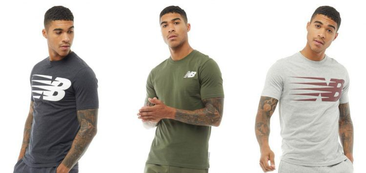 mandmdirect: New Balance T Shirts ab 16,95€