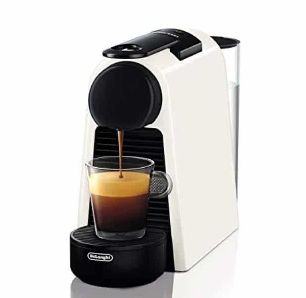 TOP! DELONGHI Nespresso EN 85.W Essenza Mini Nespresso Kapselmaschine ab 49€ (statt 65€) + 60€ Kapselgutschein