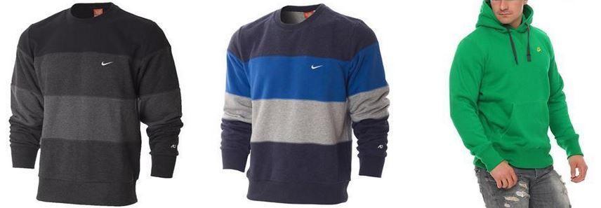Nike Fleece GX Swoosh Herren Hoodies für je 34,95€ (statt 45€)