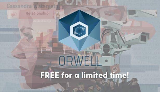 Orwell (Steam Key) gratis im Humble Store