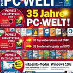 6 Monate PC WELT plus für 46,20€ + 50€ Bestchoice oder 45€ Amazon