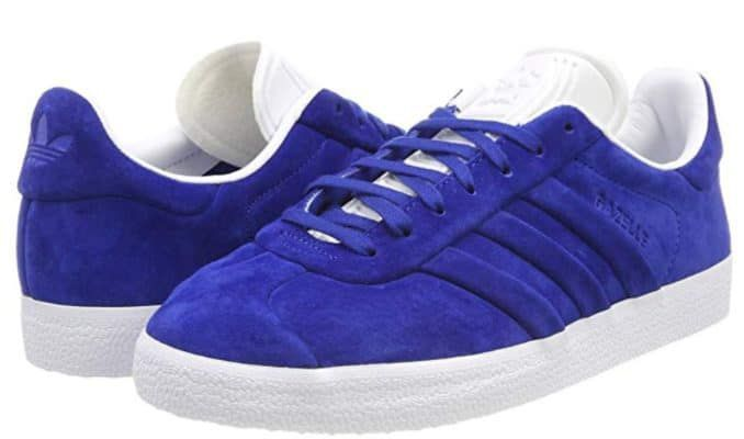 adidas Gazelle Blau   Unisex Sneaker für 49,97€ (statt 65€)