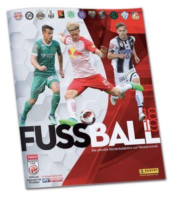Bundesliga Österreich 2018/2019 Panini Sammelalbum gratis