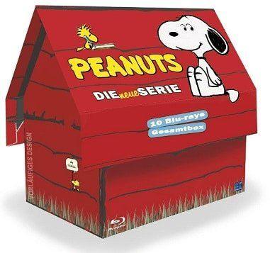 Peanuts   Die neue Serie   Vol. 01   Vol. 10 (Hundehütte) als Blu ray für 47€ (statt 72€)