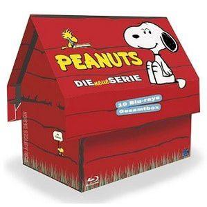 Peanuts   Die neue Serie   Vol. 01   Vol. 10 (Hundehütte) als Blu ray für 49,99€ (statt 60€)