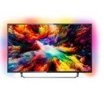 Philips 55PUS7373/12 -55 Zoll UHD TV mit 3-seitigem Ambilight für 555€ (statt 760€)