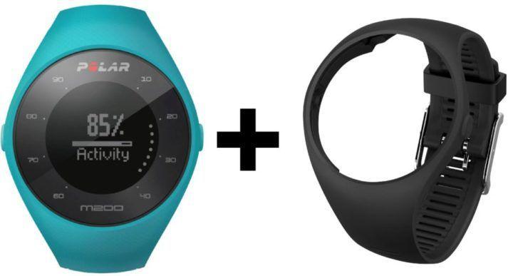 POLAR M 200 GPS Sporttracker mit Ersatarmband für 69€ (statt 126€)