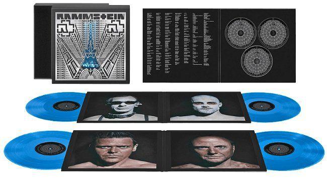 Rammstein   Rammstein: Paris als Deluxe Box (Vinyl) für 47,99€ (statt 59€)