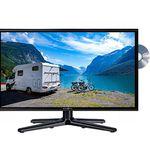 Reflexion LDDW19 – 18.5 Zoll HDready TV mit integrierten DVD Player (+12V) für 168,90€ (statt 199€)