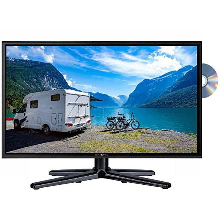 Reflexion LDDW19   18.5 Zoll HDready TV mit integrierten DVD Player (+12V) für 168,90€ (statt 199€)
