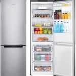 Samsung RL33J3005SA/EG – Kühl-Gefrierkombi mit NoFrost für 449€ (statt 529€)
