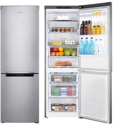 Samsung RL33J3005SA/EG   Kühl Gefrierkombi mit NoFrost für 439€ (statt 499€)