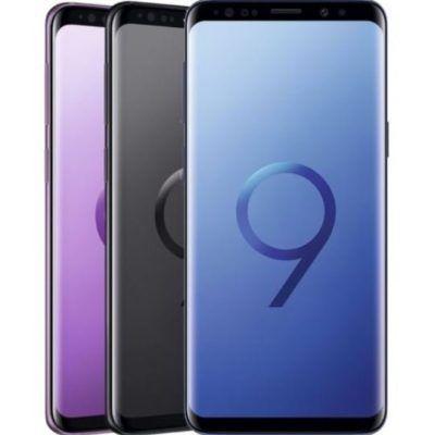 Samsung Galaxy S9 Plus 64GB oder 256GB Smartphone für 244€ bzw. 369€ (statt neu 454€ bzw. 525€)   Gebraucht