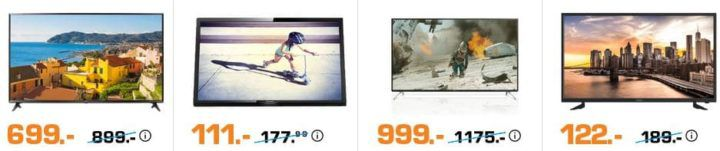 Saturn Weekend Sale: günstige TVs & Haushaltsgeräte