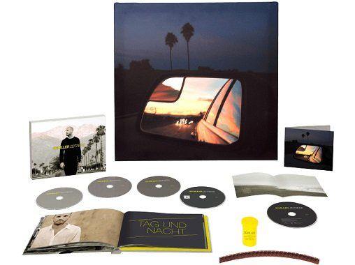 Schiller: Zeitreise   Das Beste von Schiller (Limited Super Edition) auf CD und DVD für 12,99€ (statt 36,99€)