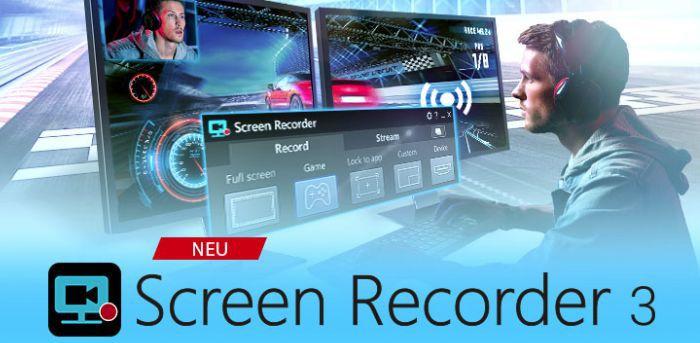 Abgelaufen! Cyberlink Screen Recorder 3 SE (Windows) kostenlos