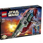 20% Rabatt auf alle Lego Spielwaren bei Toys'R'Us – z.B. Lego Star Wars Slave I für 159,99€ (statt 190€)
