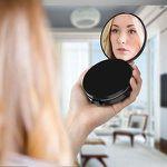 Lightswim LED-Kosmetikspiegel mit drei Vergrößerungsstufen für 8,99€ (statt 18€)