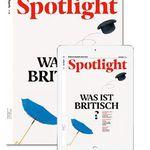 1 Ausgabe Spotlight gratis lesen   Kündigung notwendig