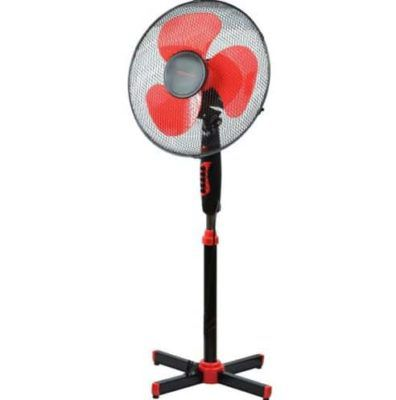 NoName Standventilator max. 129 cm mit 45 Watt für 29,99€