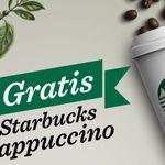 Bis 09.09: Gratis Starbucks on the Go Cappuccino an teilnehmenden Shell Stationen