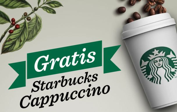 Bis 09.09: Gratis Starbucks on the Go Cappuccino an teilnehmenden Shell Stationen