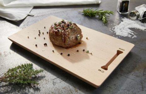 Vorbei! Steakchamp inkl. Steakbrett   bestes Steakthermometer? ab 10€ (statt 38€)
