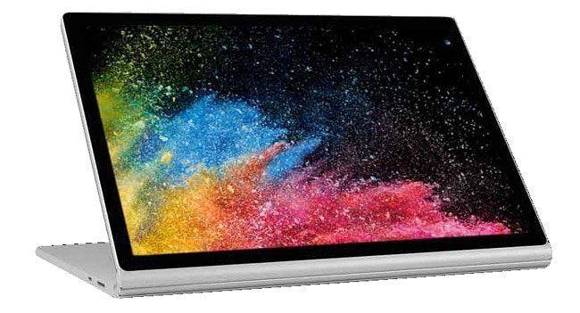 🔥 Microsoft Surface Book 2   Tablet mit Core i5, 8GB RAM, 256 GB SSD und Win 10 Pro für 1.349€ (statt 1.529€) + 250€ Gutschein