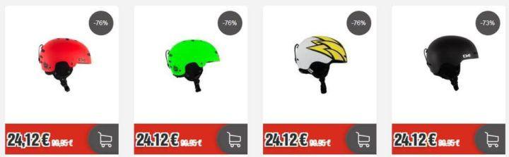 TSG Sport Helme Sale   z.B. SG Arctic Kraken Solid Color für 24,12€ (statt 58€)