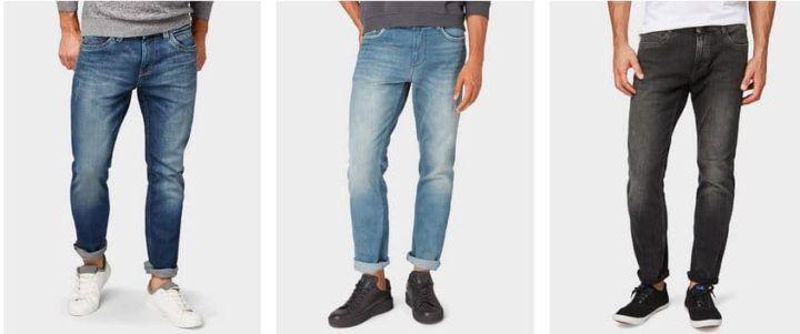 Tom Tailor : 10€ extra Rabatt auf Jeans   auch im Sale bis Mitternacht