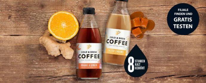 Tchibo Cold Brew Coffee gratis   nur in teilnehmenden Filialen
