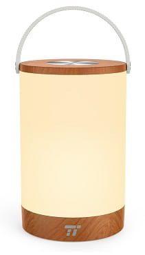 TaoTronics TT DL033   LED Tischlampe in Holzoptik für 26,39€ (statt 33€)