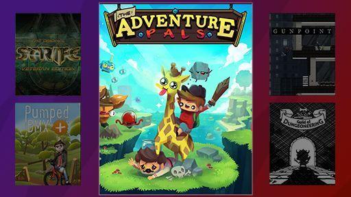 The Adventure Pals, Guild of Dungeoneering, Gunpoint uvm. gratis – nur für (Twitch) Prime Mitglieder