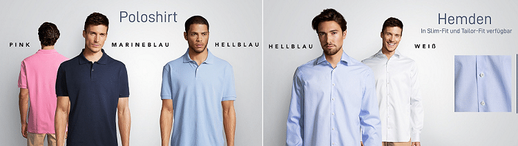Van Laack One Day Sale bei Vente Privee   z.B. Polo Shirts ab 39,99€