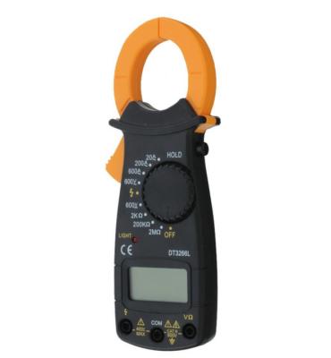Zangenstrommessgerät DT3266L für 4,99€