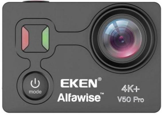 EKEN Alfawise V50 Pro 4K UHD Actionkamera für 52,80€